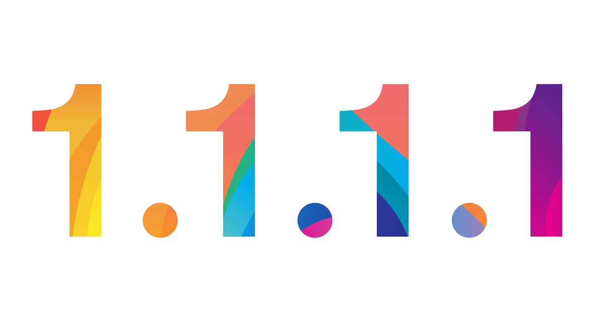 1 1 1 1 — the Internet's Fastest, Privacy-First DNS Resolver