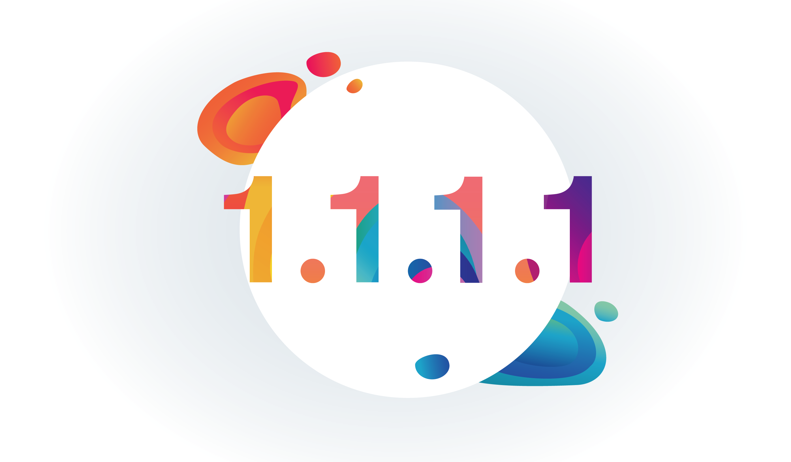 1.1.1.1 — The free app that makes your Internet faster.